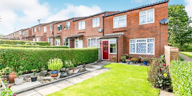 Asking Price £265,000, 3 Bedroom End of Terrace House For Sale in Springfield, MK6