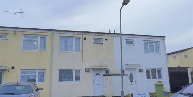 Asking Price £190,000, 3 Bedroom Terraced House For Sale in Stantonbury, MK14