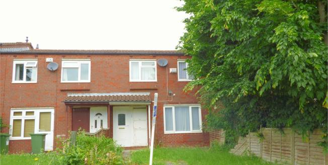 Offers Over £230,000, 3 Bedroom Terraced House For Sale in Springfield, MK6