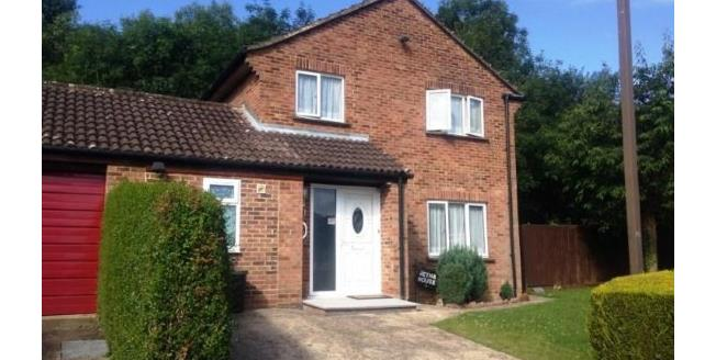 Asking Price £335,000, 5 Bedroom Link Detached House For Sale in Conniburrow, MK14