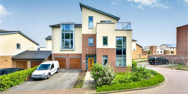 Offers in excess of £475,000, 5 Bedroom Detached House For Sale in Ashland, MK6