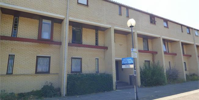 Asking Price £185,000, 2 Bedroom Flat For Sale in Milton Keynes, MK9