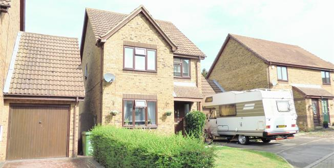 Offers in excess of £370,000, 4 Bedroom Detached House For Sale in Bradville, MK13