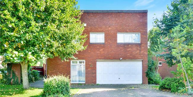Offers in the region of £340,000, 4 Bedroom Detached House For Sale in Tinkers Bridge, MK6