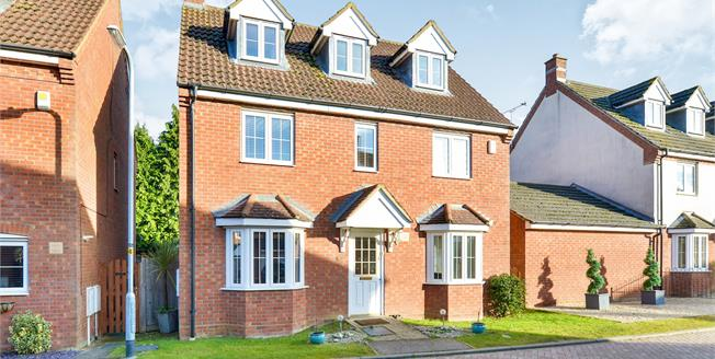 Asking Price £545,000, 5 Bedroom Detached House For Sale in Deanshanger, MK19