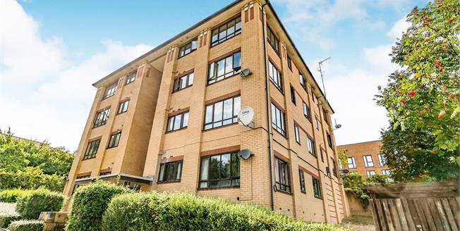 Asking Price £92,500, 2 Bedroom Flat For Sale in Campbell Park, MK9