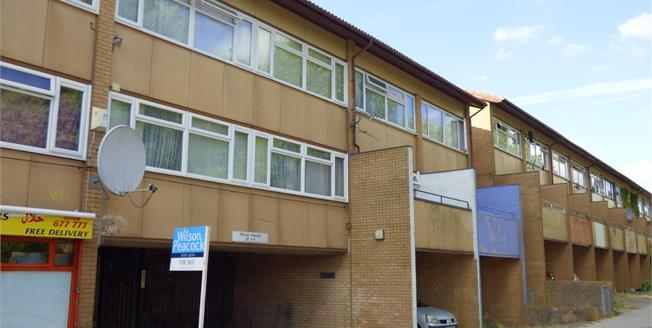 Asking Price £138,000, 2 Bedroom Flat For Sale in Fishermead, MK6