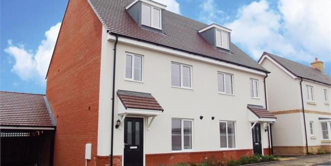 £330,000, 3 Bedroom Semi Detached House For Sale in Milton Keynes, MK3