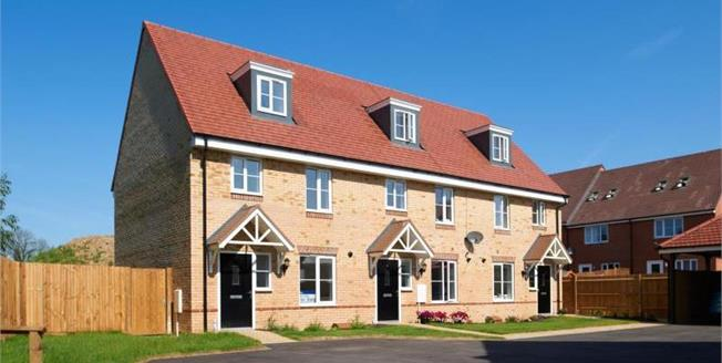 £327,500, 3 Bedroom Terraced House For Sale in Milton Keynes, MK3