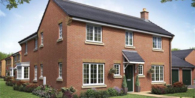 Asking Price £437,500, 4 Bedroom Detached House For Sale in Milton Keynes, MK3