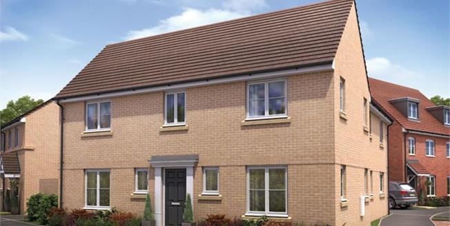 Price on Application, 4 Bedroom Detached House For Sale in Milton Keynes, MK3