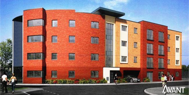 Price on Application, 2 Bedroom Flat For Sale in Milton Keynes, MK2