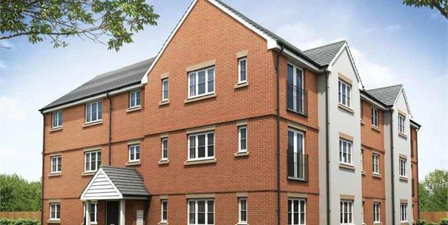 Price on Application, 1 Bedroom Flat For Sale in Buckinghamshire, MK3