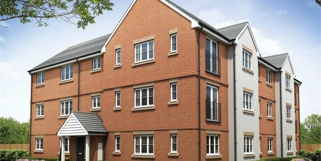 £172,500, 1 Bedroom Flat For Sale in Buckinghamshire, MK3