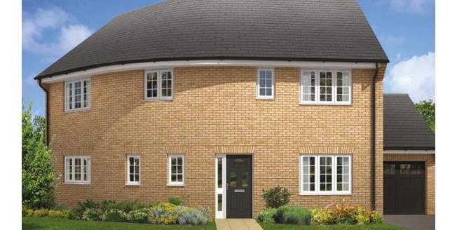 £350,000, 3 Bedroom Detached House For Sale in Buckinghamshire, MK18