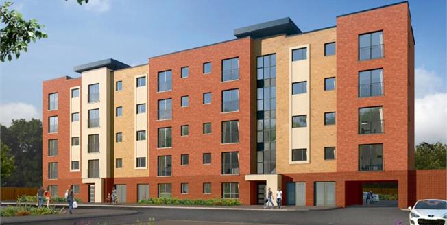 £224,995, 2 Bedroom Flat For Sale in Milton Keynes, MK2