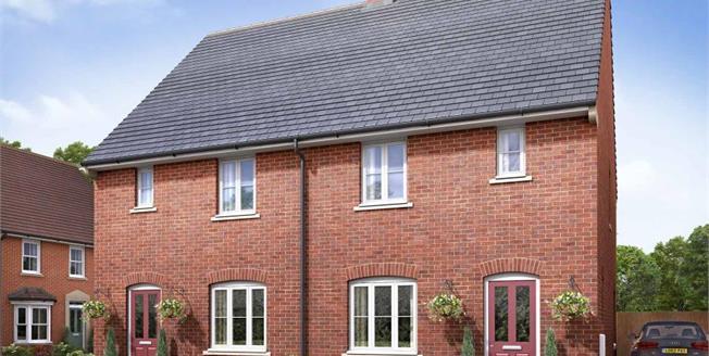 £333,000, 3 Bedroom Semi Detached House For Sale in Woburn Sands, MK17