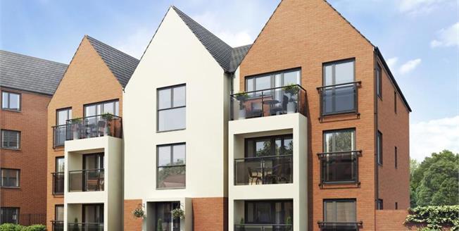 £254,995, 2 Bedroom Flat For Sale in Kiln Farm, MK11