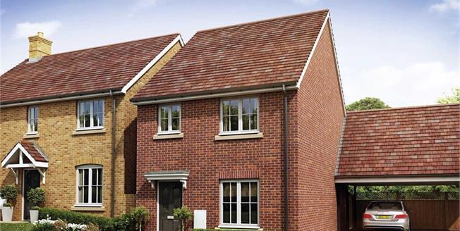 £330,000, 3 Bedroom Detached House For Sale in Milton Keynes, MK3