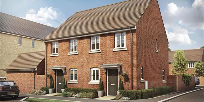 £268,000, 2 Bedroom House For Sale in Bletchley, MK3