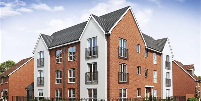 £175,000, 1 Bedroom Flat For Sale in Bletchley, MK3