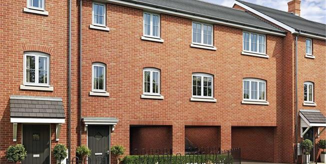 £182,000, 1 Bedroom Ground Floor Flat For Sale in Bletchley, MK3