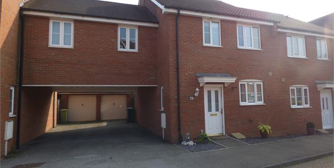 Offers in excess of £285,000, 3 Bedroom Semi Detached House For Sale in Newport Pagnell, MK16