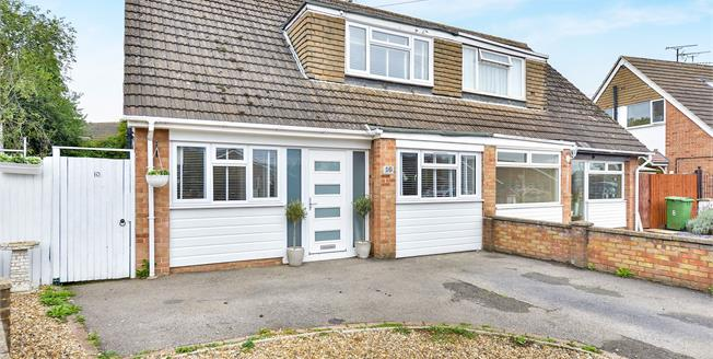 Asking Price £325,000, 3 Bedroom Semi Detached House For Sale in Newport Pagnell, MK16