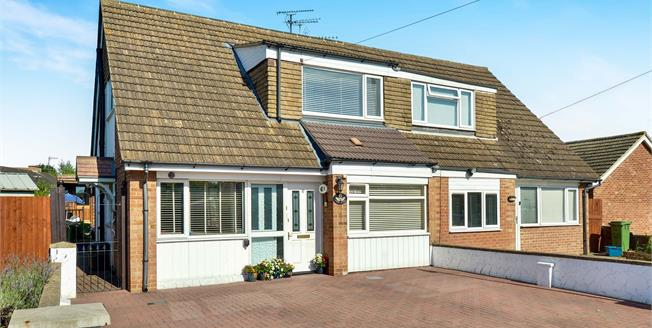 Asking Price £355,000, 4 Bedroom Semi Detached House For Sale in Newport Pagnell, MK16