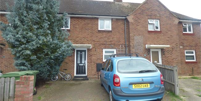 Guide Price £239,999, 3 Bedroom Terraced House For Sale in Newport Pagnell, MK16