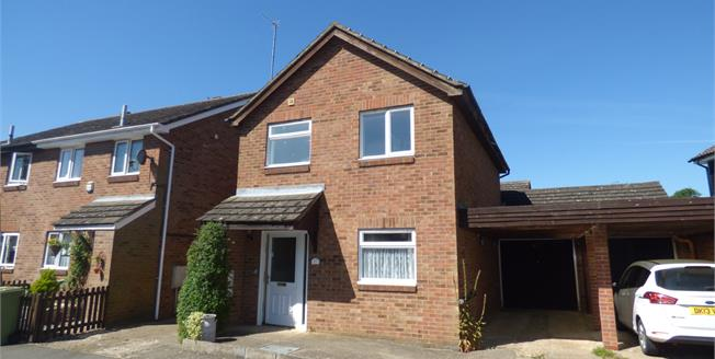 Asking Price £290,000, 3 Bedroom Link Detached House For Sale in Newport Pagnell, MK16