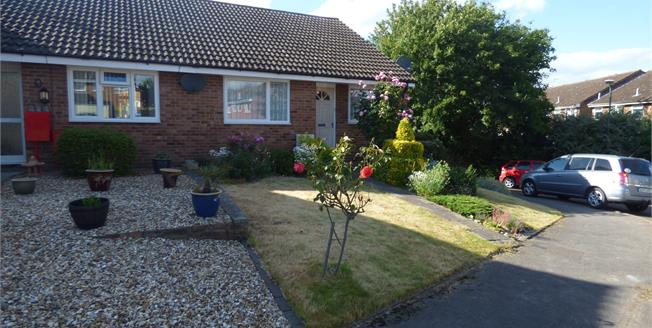 Asking Price £250,000, 2 Bedroom End of Terrace Bungalow For Sale in Newport Pagnell, MK16