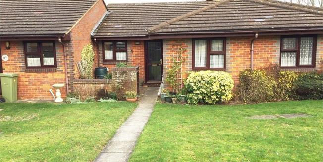Offers in excess of £235,000, 2 Bedroom Terraced Bungalow For Sale in Newport Pagnell, MK16