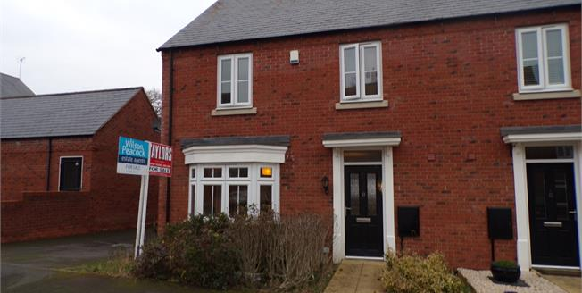 Asking Price £400,000, 4 Bedroom Semi Detached House For Sale in Newport Pagnell, MK16
