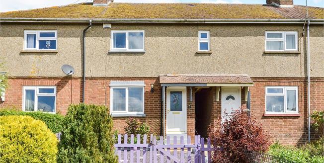 Asking Price £259,999, 2 Bedroom Terraced House For Sale in Stoke Goldington, MK16