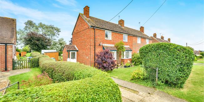 Asking Price £375,000, 3 Bedroom Semi Detached House For Sale in Cosgrove, MK19