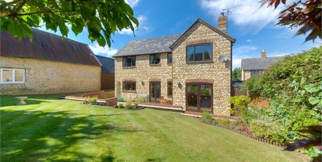 Offers in the region of £575,000, 5 Bedroom Detached House For Sale in Potterspury, NN12
