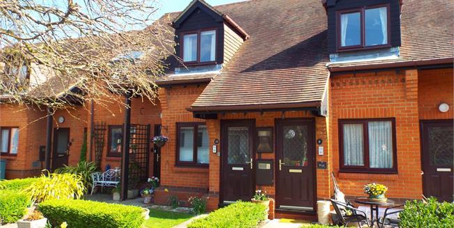 Asking Price £210,000, 2 Bedroom Maisonette For Sale in Stony Stratford, MK11
