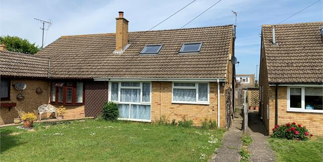 Offers in excess of £260,000, 3 Bedroom Semi Detached Bungalow For Sale in Potterspury, NN12