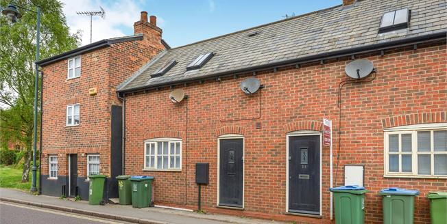 Asking Price £160,000, 1 Bedroom Maisonette For Sale in Buckingham, MK18