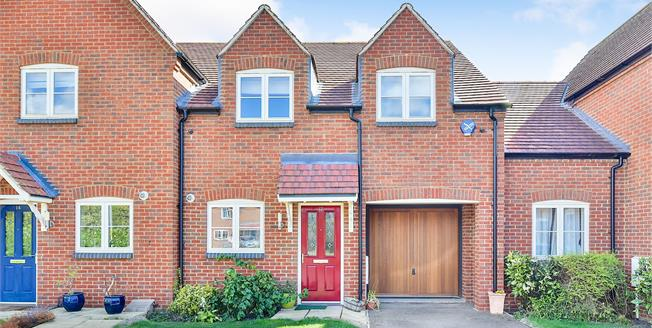 Offers in excess of £280,000, 3 Bedroom Terraced House For Sale in Potterspury, NN12