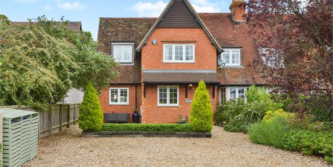 Asking Price £550,000, 4 Bedroom Semi Detached House For Sale in Potterspury Lodge, NN12