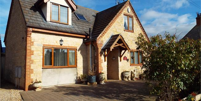 Offers in excess of £500,000, 4 Bedroom Detached Cottage For Sale in Yardley Gobion, NN12