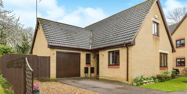 Asking Price £350,000, 3 Bedroom Detached House For Sale in Potterspury, NN12