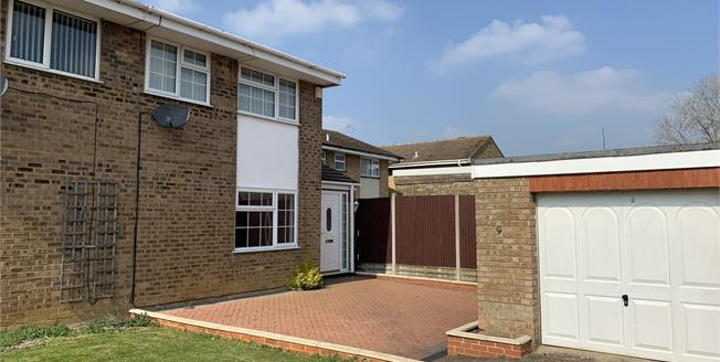 Offers in excess of £320,000, 3 Bedroom Semi Detached House For Sale in Yardley Gobion, NN12