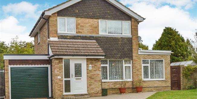 Asking Price £370,000, 3 Bedroom Detached House For Sale in Yardley Gobion, NN12