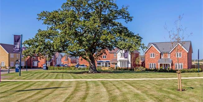 £510,000, 4 Bedroom Detached House For Sale in Hanslope, MK19