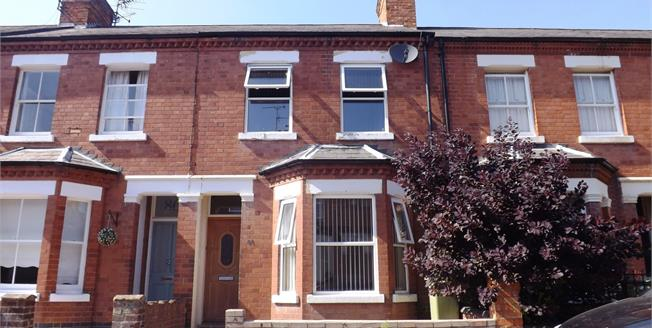 Offers Over £240,000, 3 Bedroom Terraced House For Sale in Wolverton, MK12