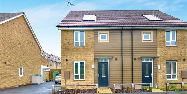 Offers Over £275,000, 3 Bedroom Semi Detached House For Sale in Wolverton, MK12