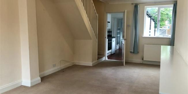 £240,000, 2 Bedroom Terraced House For Sale in Newport Pagnell, MK16